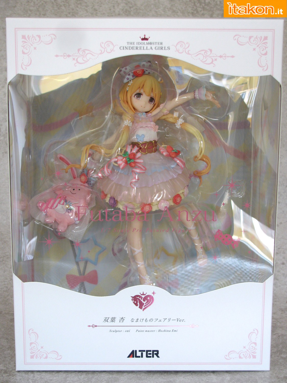 Link a 001 Anzu Futaba Namakemono Fairy ALTER recensione