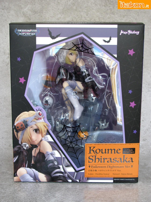 Link a 001 Koume Shirasaka Halloween IMAS Max Factory recensione