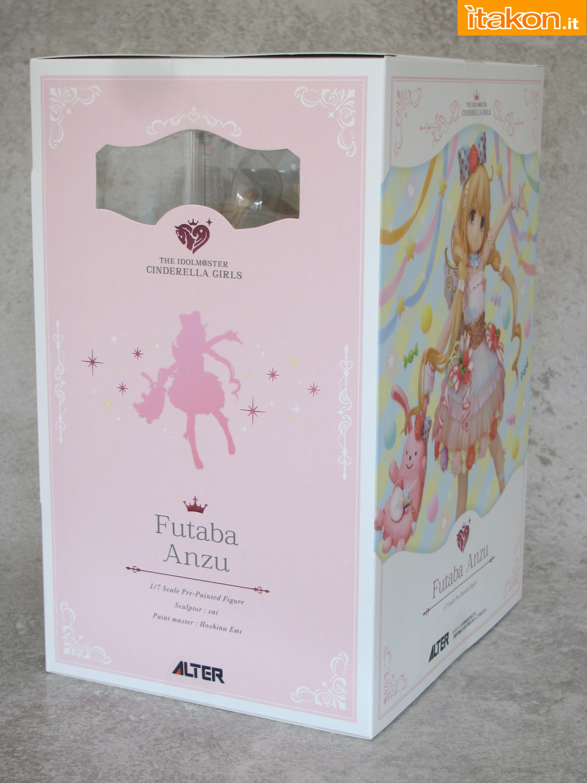Link a 002 Anzu Futaba Namakemono Fairy ALTER recensione