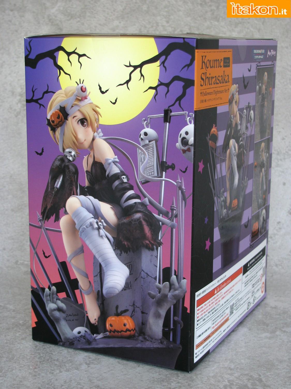 Link a 002 Koume Shirasaka Halloween IMAS Max Factory recensione