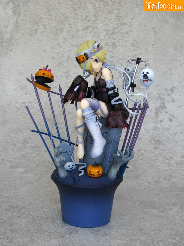 Link a 005 Koume Shirasaka Halloween IMAS Max Factory recensione