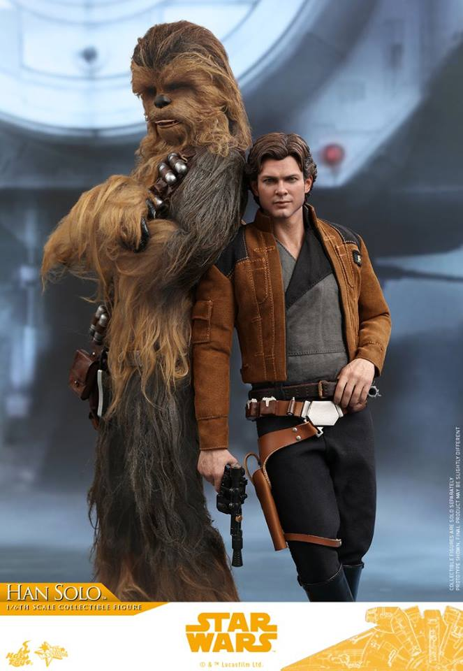 Link a Hot Toys Star Wars Solo pics 10