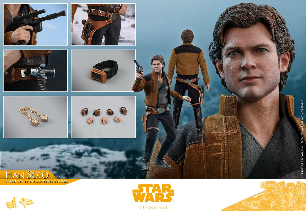 Link a Hot Toys Star Wars Solo pics 11