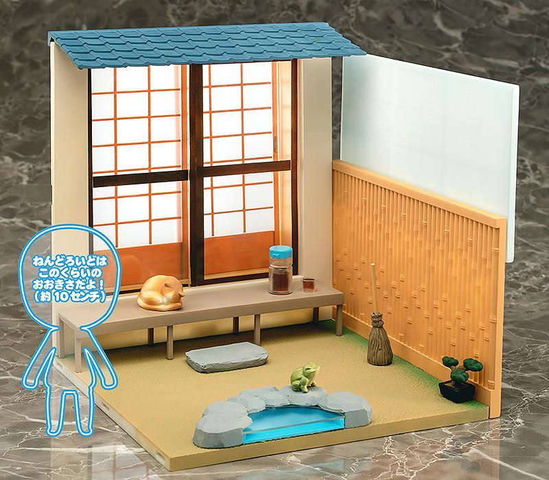 Link a Nendoroid Playset 06B Engawa