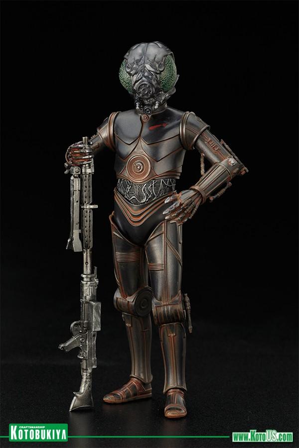 Link a Star Wars ARTFX+ 4-LOM pre 01