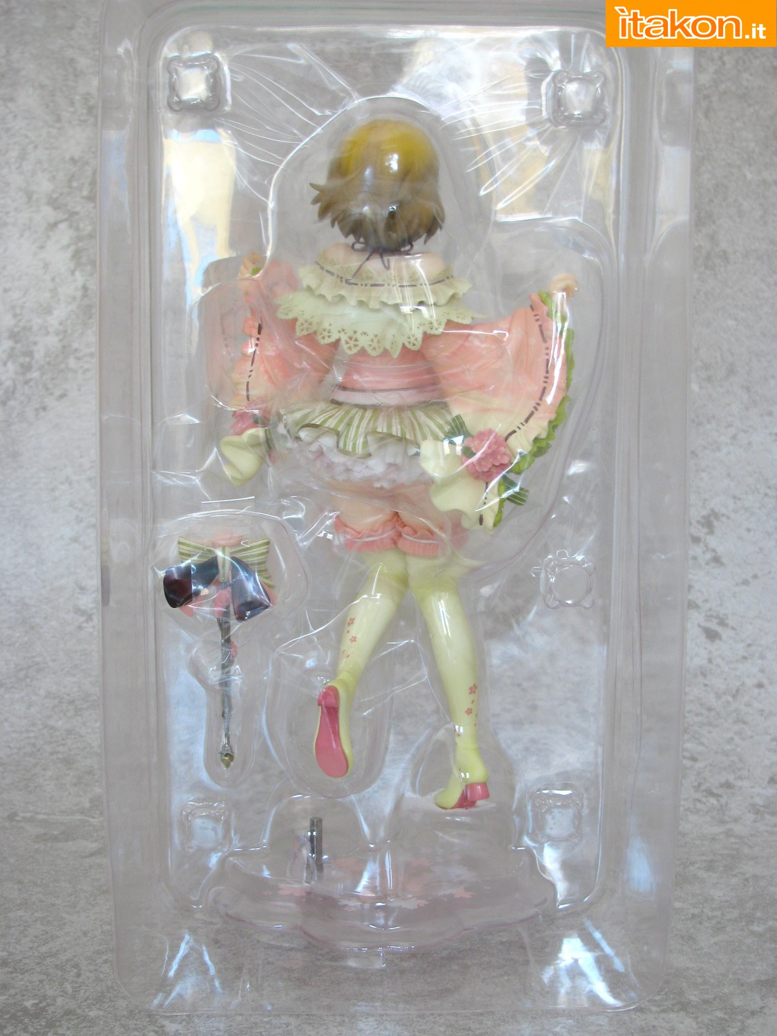 Link a 004 Hanayo Koizkumi March Love Live ALTER recensione