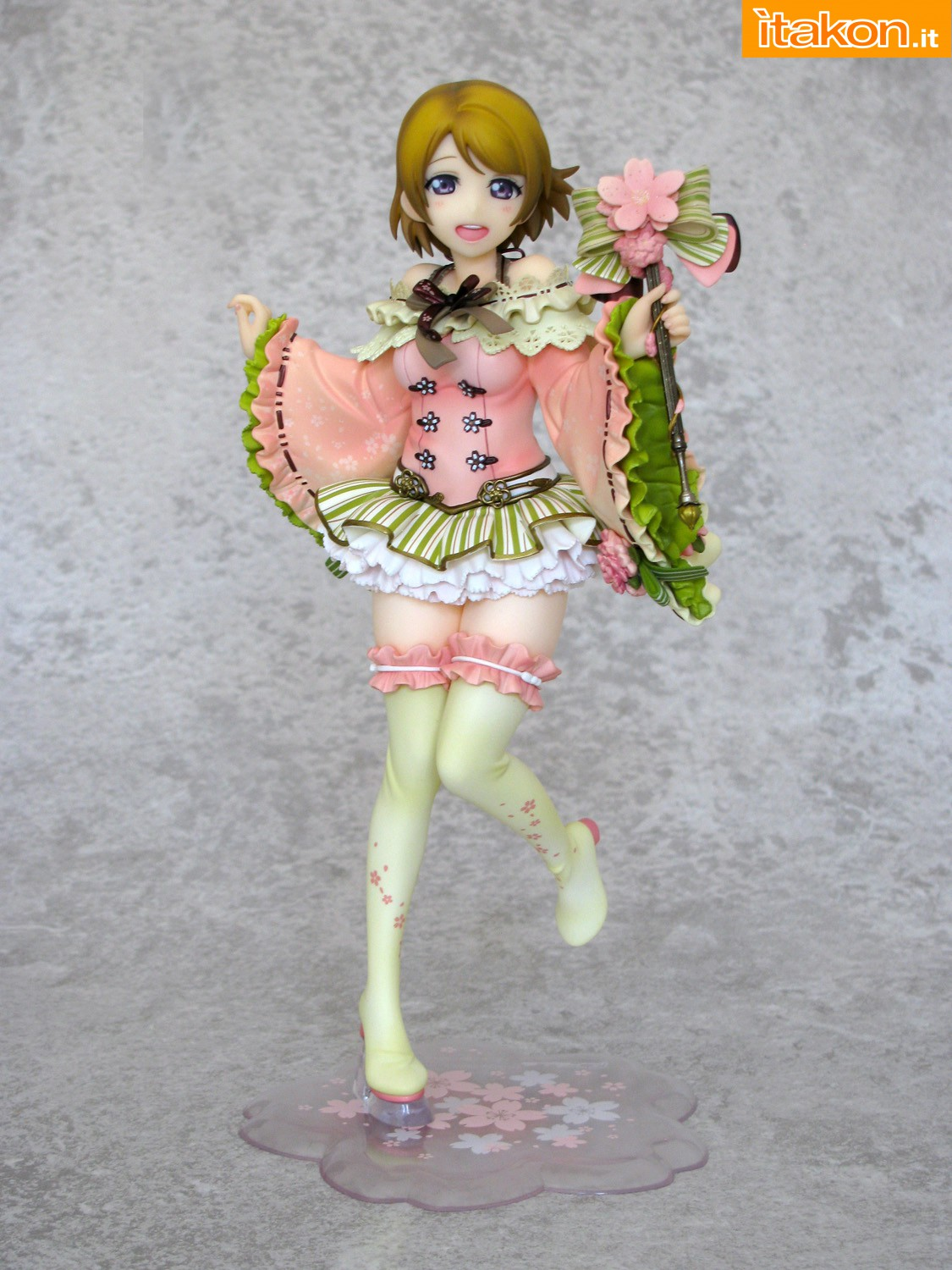 Link a 005 Hanayo Koizkumi March Love Live ALTER recensione