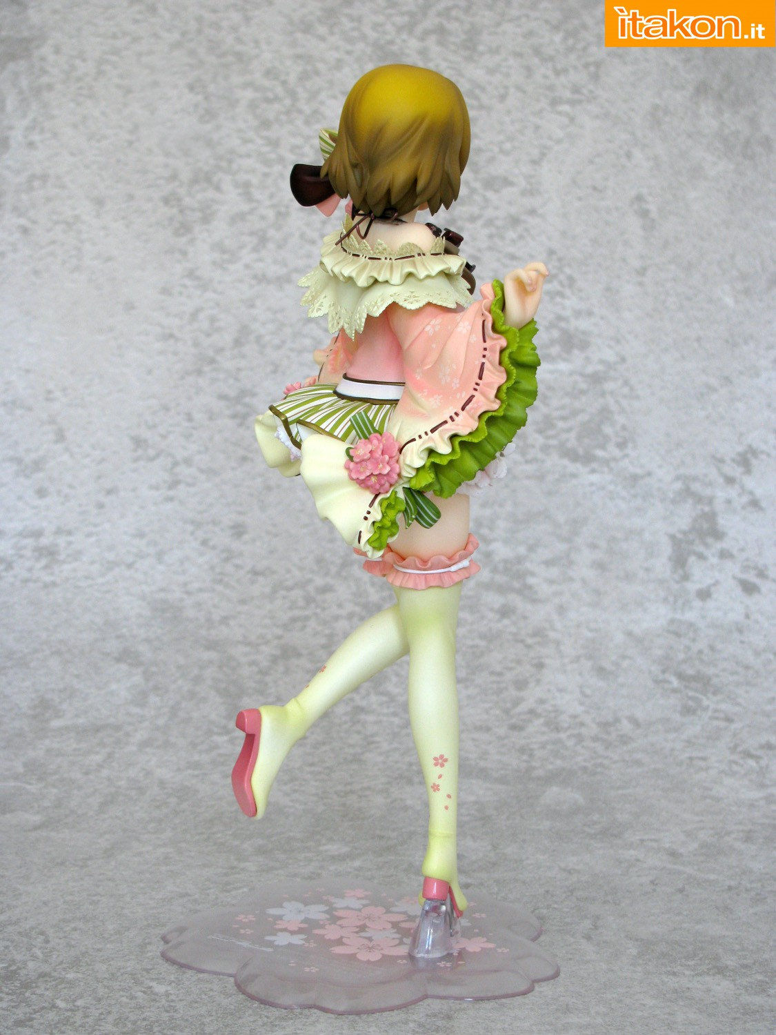 Link a 008 Hanayo Koizkumi March Love Live ALTER recensione