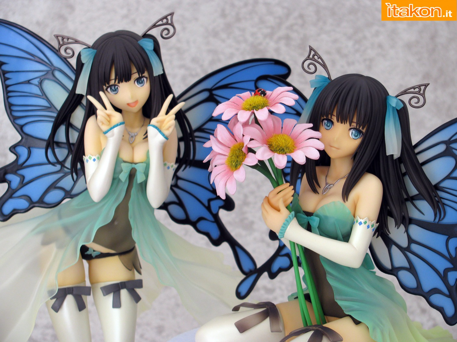 Link a 062 Daisy Tony Heroine Collection Kotobukiya recensione