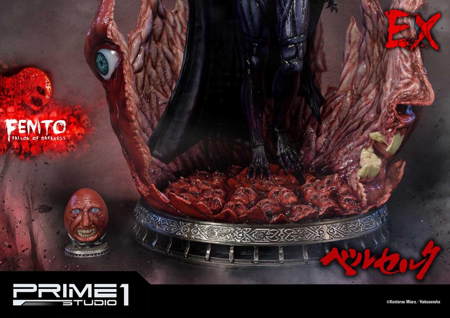 Link a Berserk Femto Falcon of Darkness Ultimate Premium Masterline Prime 1 Studio Itakon.it 10