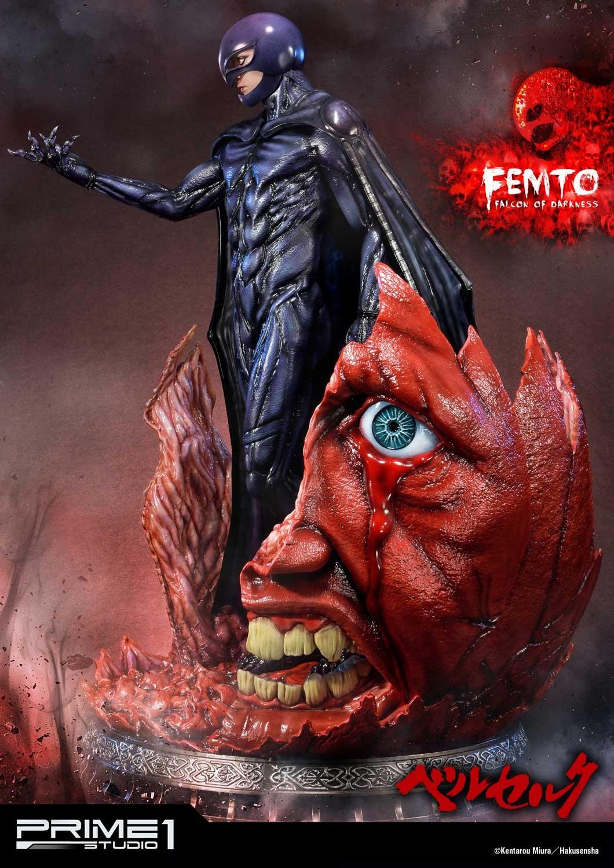 Link a Berserk Femto Falcon of Darkness Ultimate Premium Masterline Prime 1 Studio Itakon.it 17