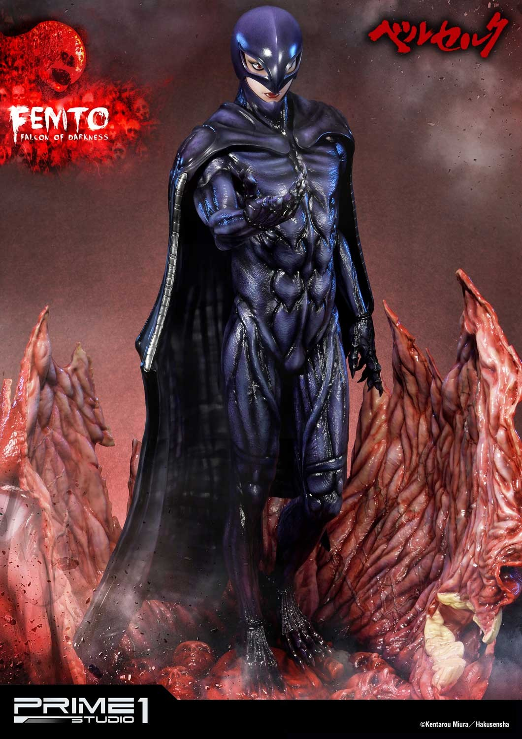 Link a Berserk Femto Falcon of Darkness Ultimate Premium Masterline Prime 1 Studio Itakon.it 21