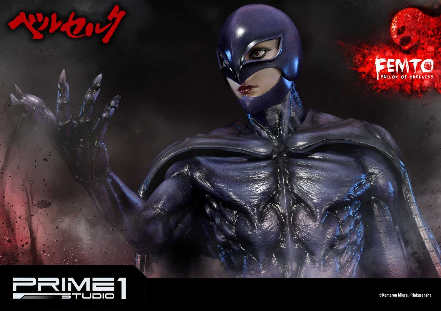 Link a Berserk Femto Falcon of Darkness Ultimate Premium Masterline Prime 1 Studio Itakon.it 28