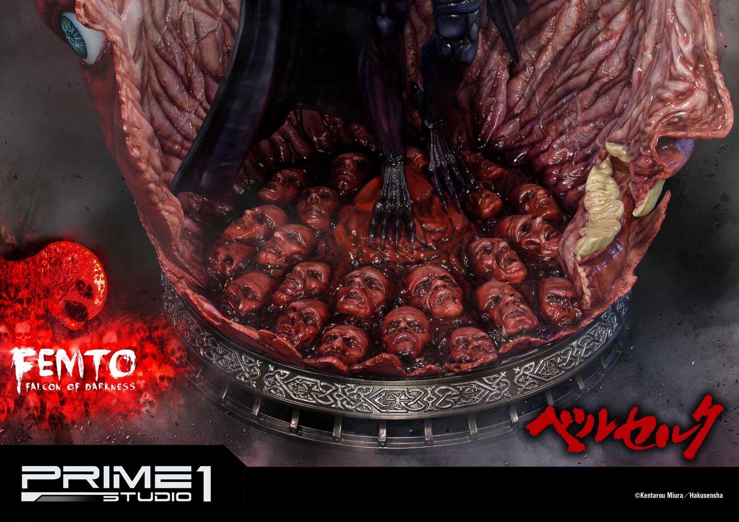 Link a Berserk Femto Falcon of Darkness Ultimate Premium Masterline Prime 1 Studio Itakon.it 30