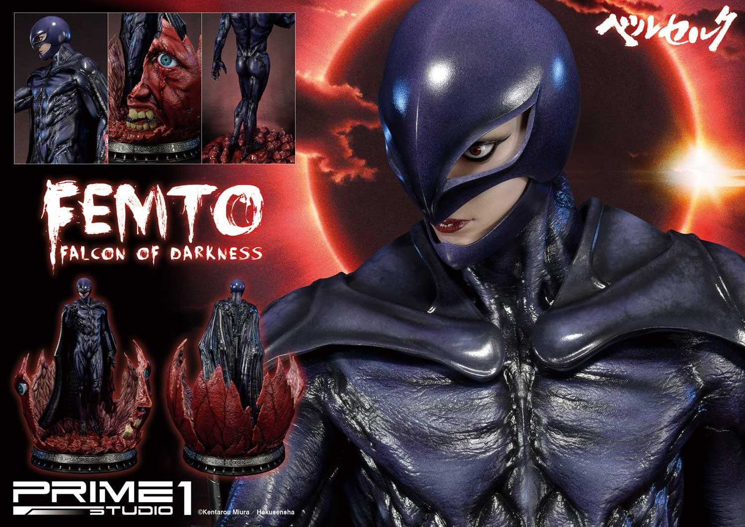 Link a Berserk Femto Falcon of Darkness Ultimate Premium Masterline Prime 1 Studio Itakon.it 31