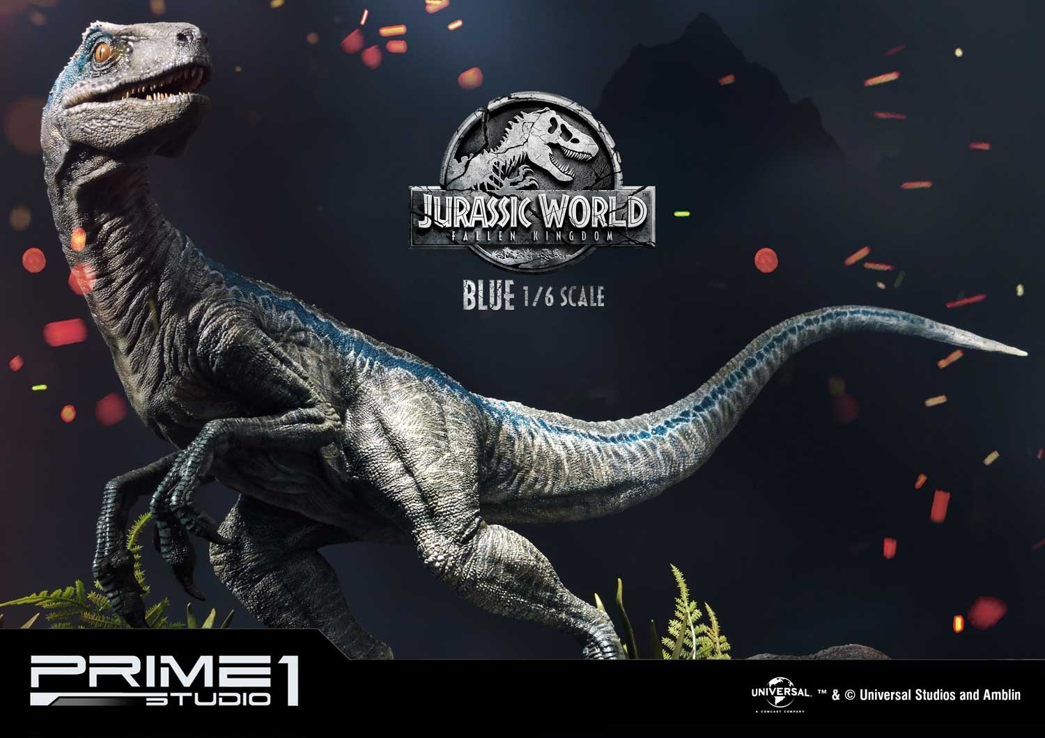 Link a Blue P1S Jurassic World pre 26