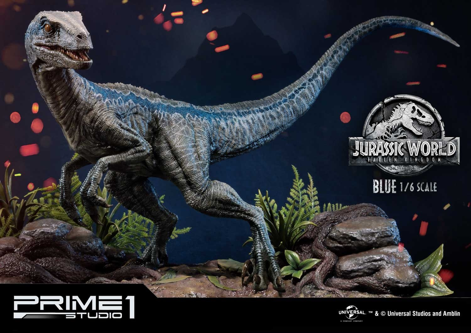 Link a Blue P1S Jurassic World pre 28