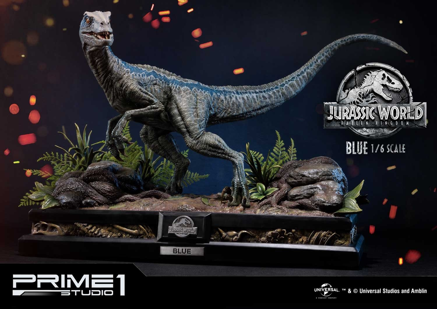 Link a Blue P1S Jurassic World pre 35