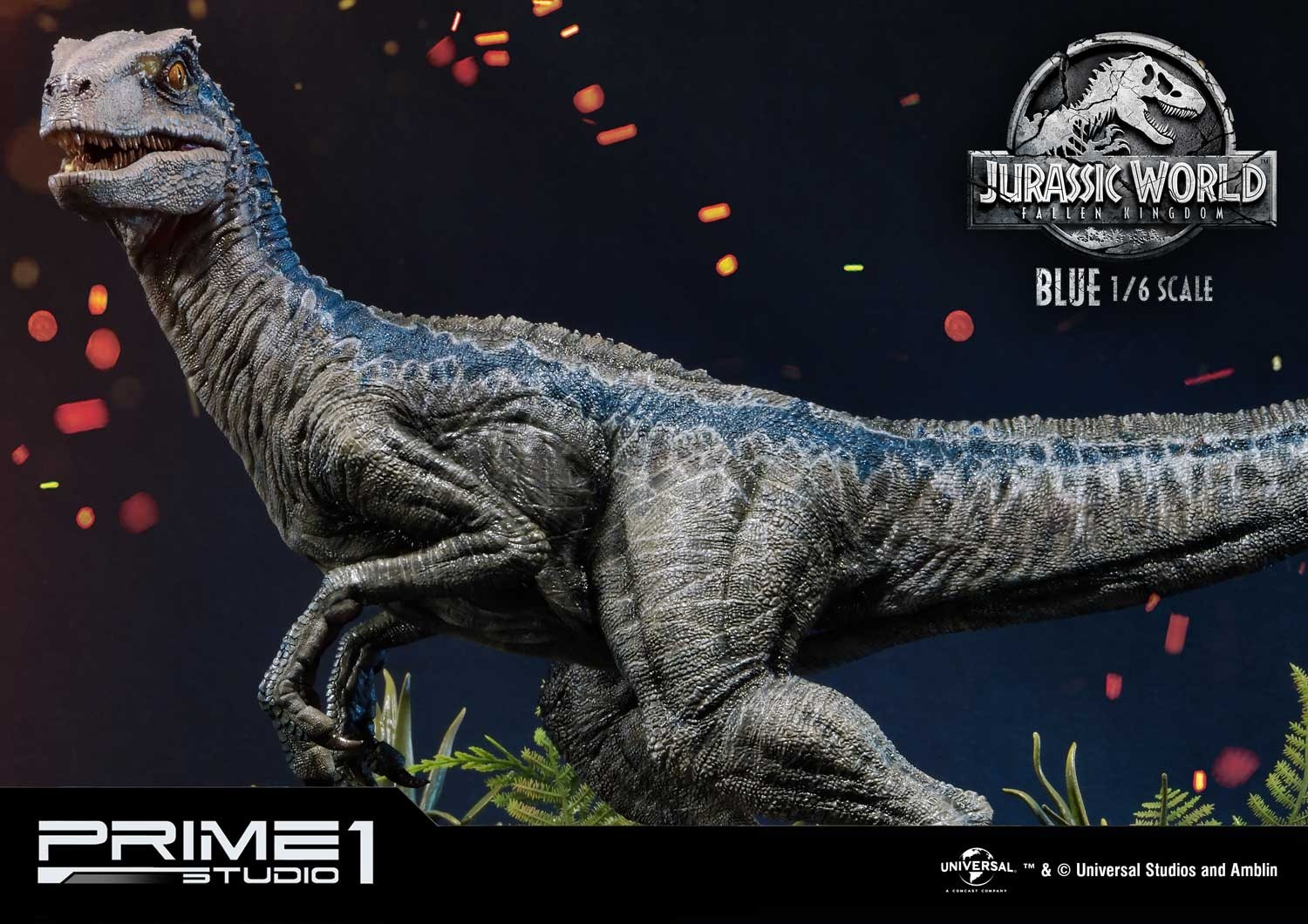 Link a Blue P1S Jurassic World pre 36