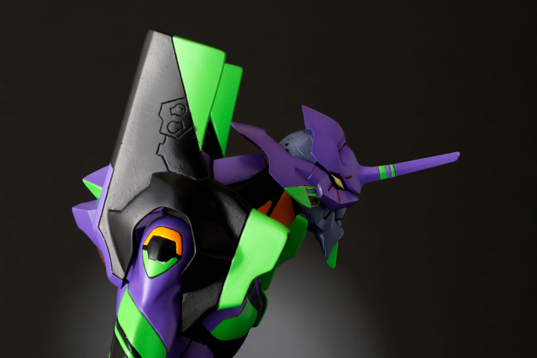 Link a Eva-01 Tani Akira Kaiyodo 04
