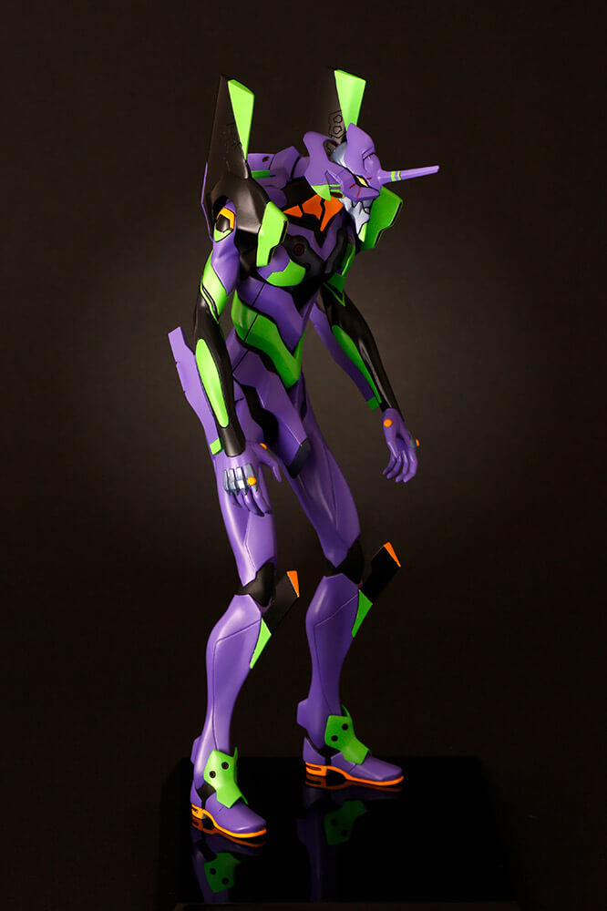 Link a Eva-01 Tani Akira Kaiyodo 13