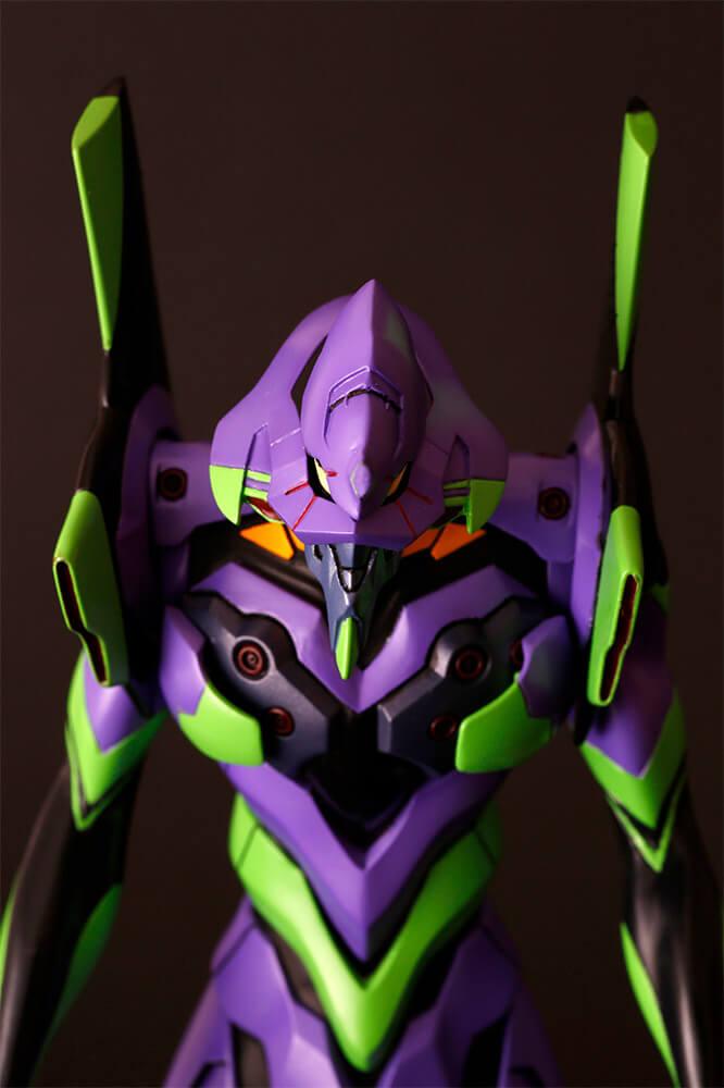 Link a Eva-01 Tani Akira Kaiyodo 17