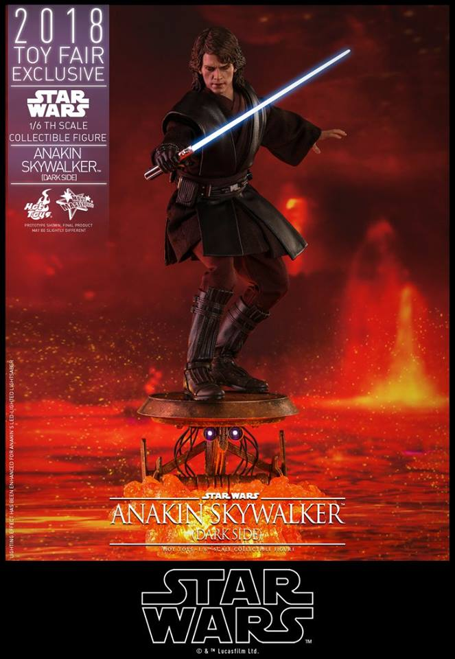 Link a Hot Toys Anakin Dark Side EXCLUSIVE 01