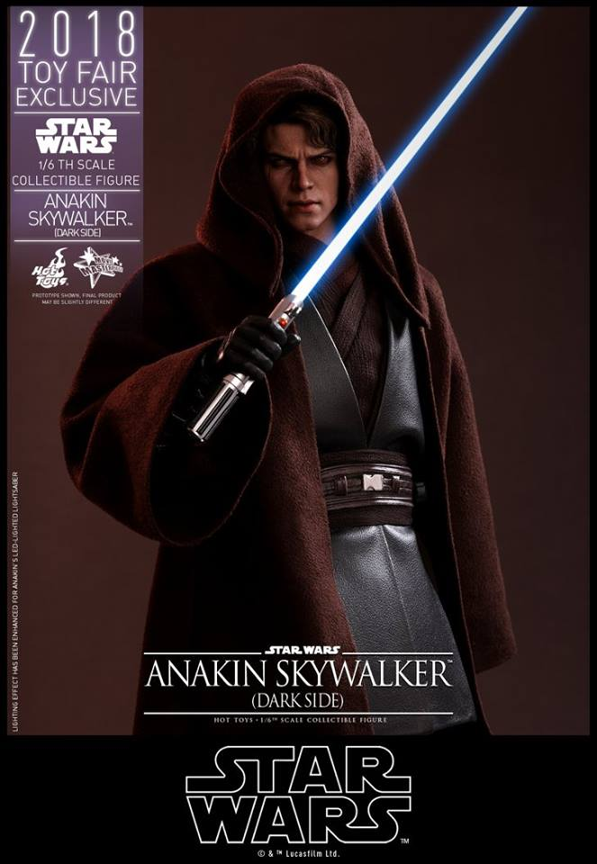Link a Hot Toys Anakin Dark Side EXCLUSIVE 02