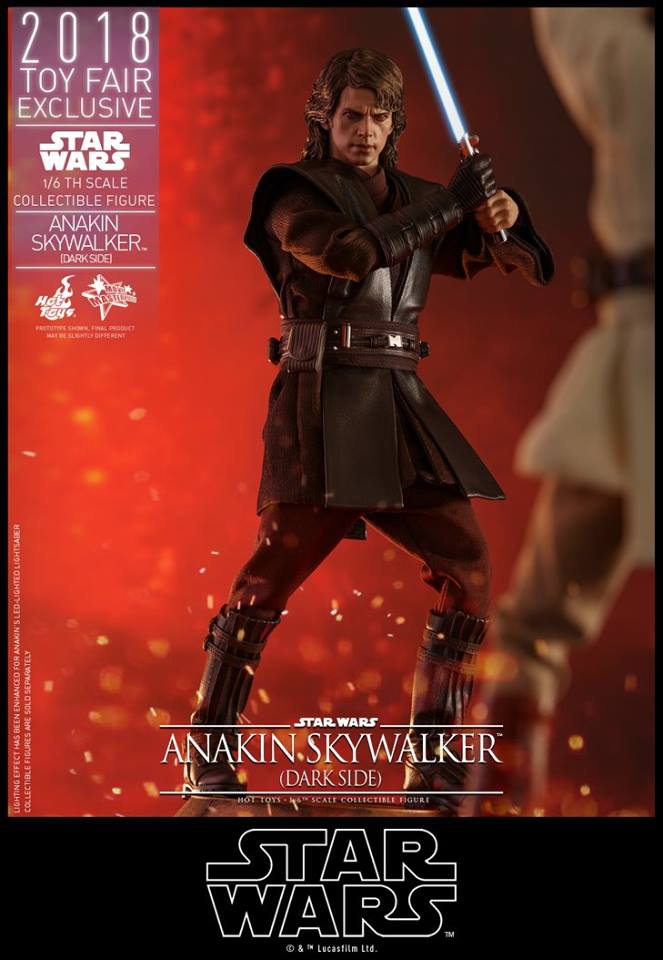 Link a Hot Toys Anakin Dark Side EXCLUSIVE 14