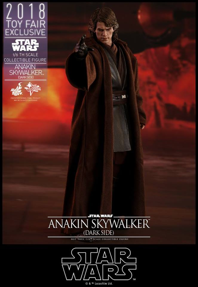 Link a Hot Toys Anakin Dark Side EXCLUSIVE 15