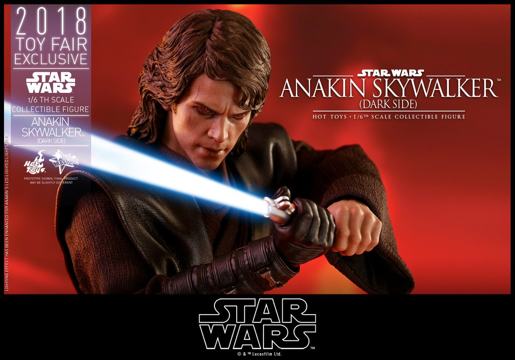 Link a Hot Toys Anakin Dark Side EXCLUSIVE 25