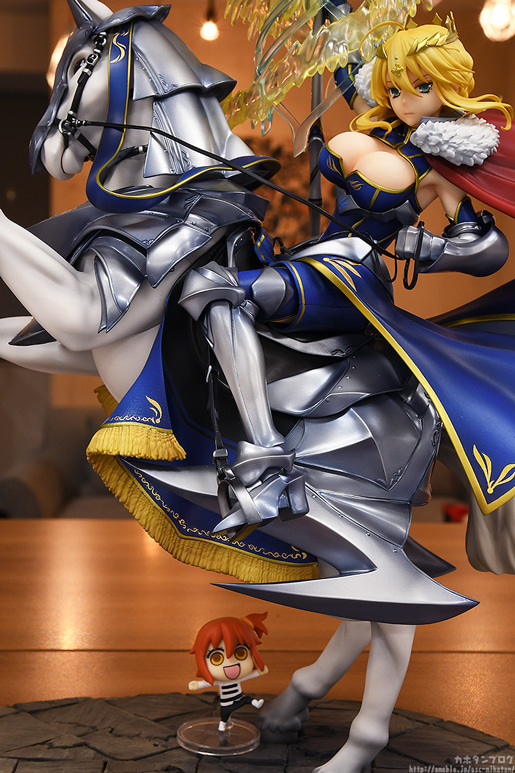 Link a Lancer Altria Pendragon FateGO GSC preview 02