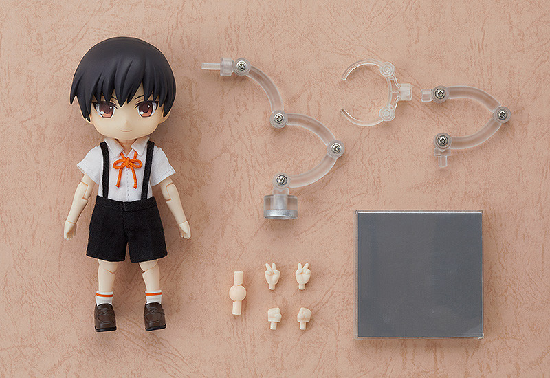 Link a Nendoroid Doll Ryo GSC pre 06