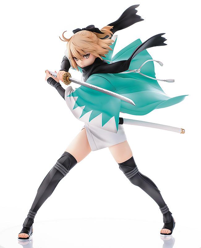 Link a Saber Souji Okita Aquamarine resale 01