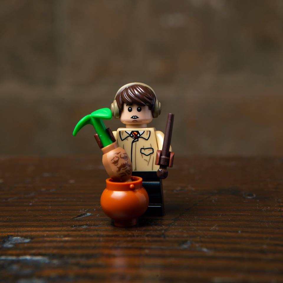Link a Harry Potter Minifigure_09