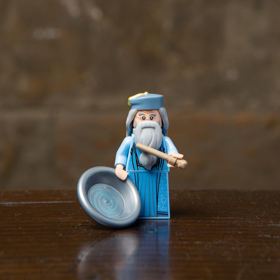 Link a Harry Potter Minifigure_10