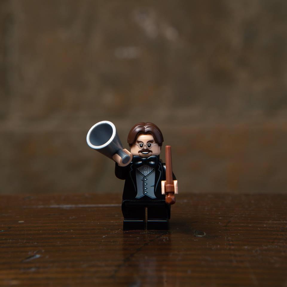 Link a Harry Potter Minifigure_16