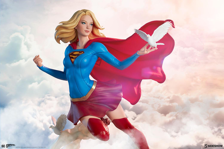 Link a dc-comics-supergirl-premium-format-figure-sideshow-300670-03