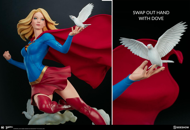 Link a dc-comics-supergirl-premium-format-figure-sideshow-300670-14