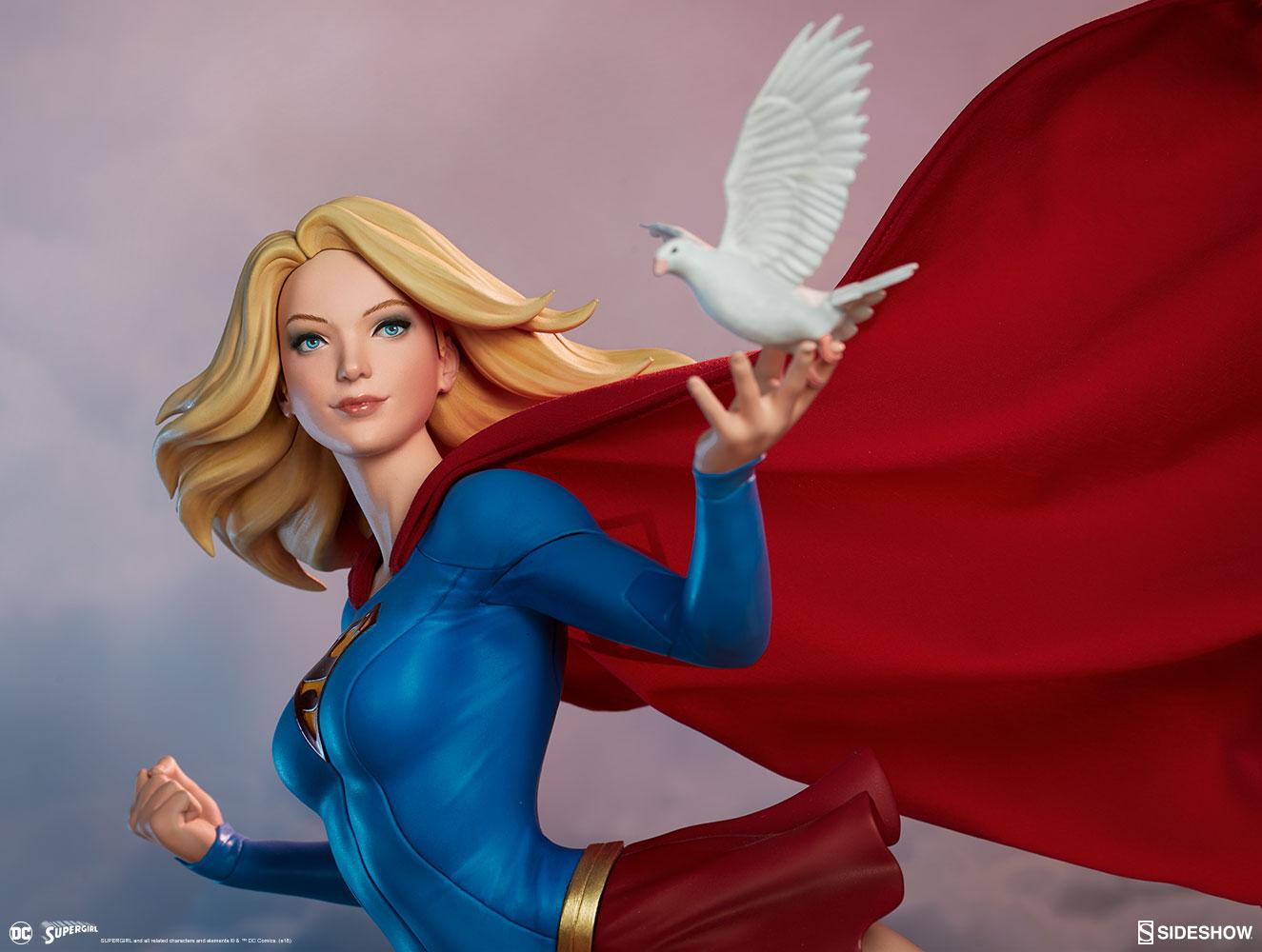Link a dc-comics-supergirl-premium-format-figure-sideshow-300670-24