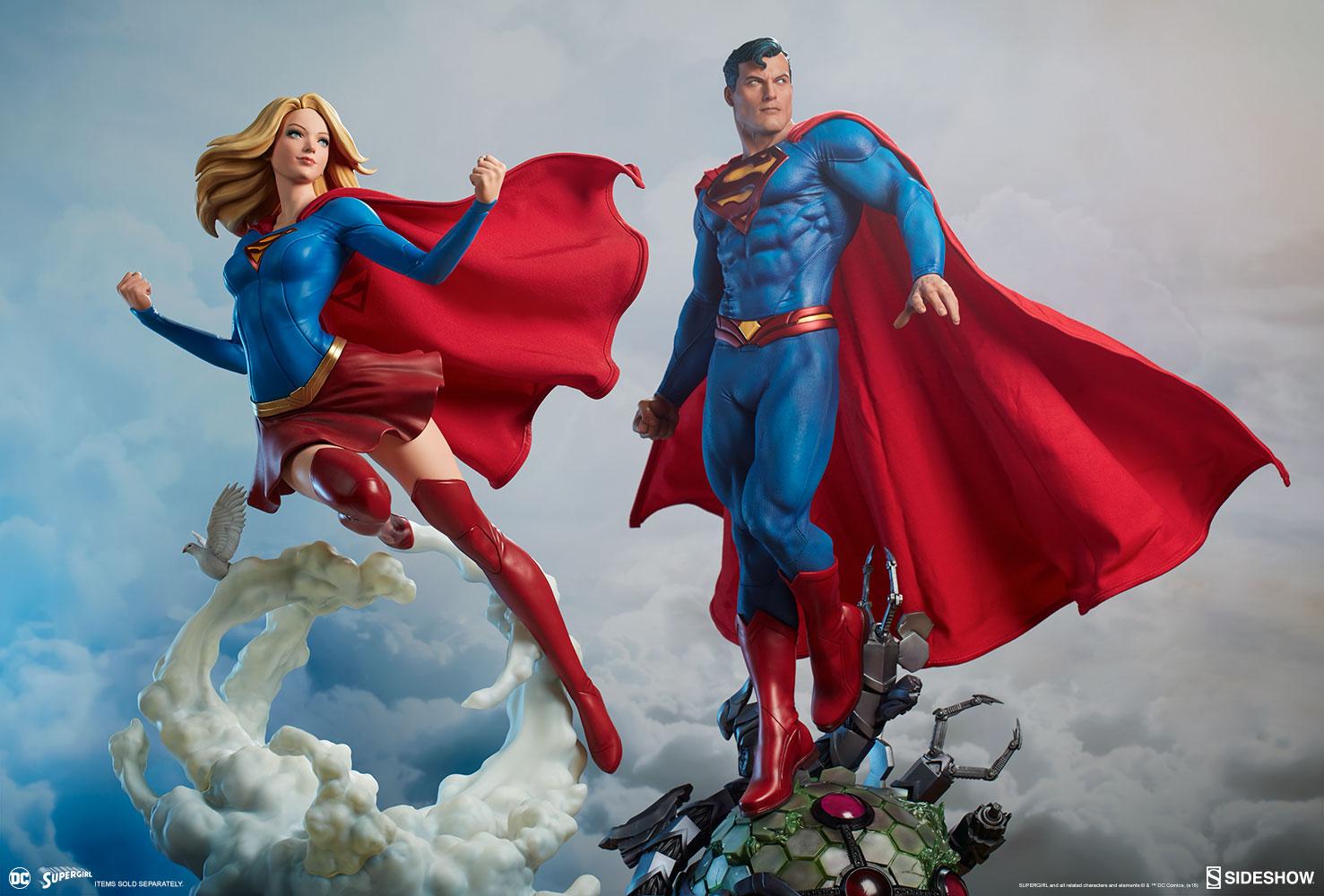 Link a dc-comics-supergirl-premium-format-figure-sideshow-300670-27