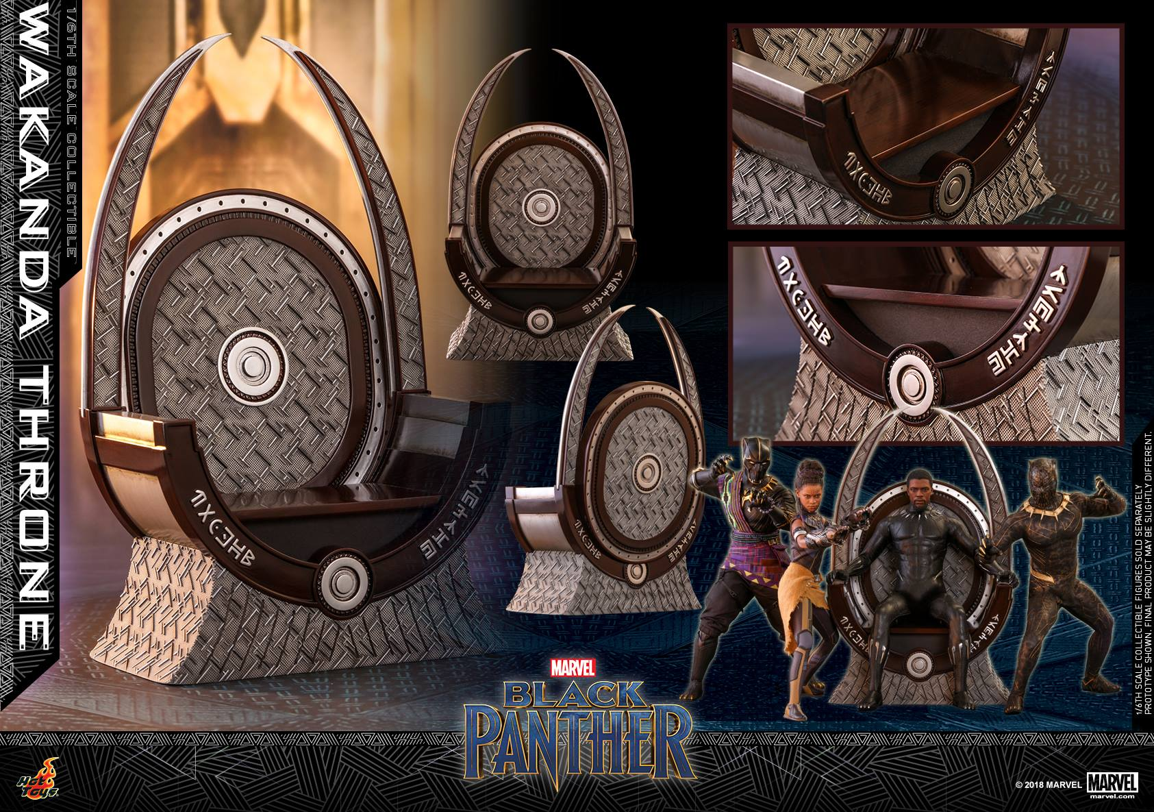 Link a Hot-Toys-Black-Panther-Throne-012