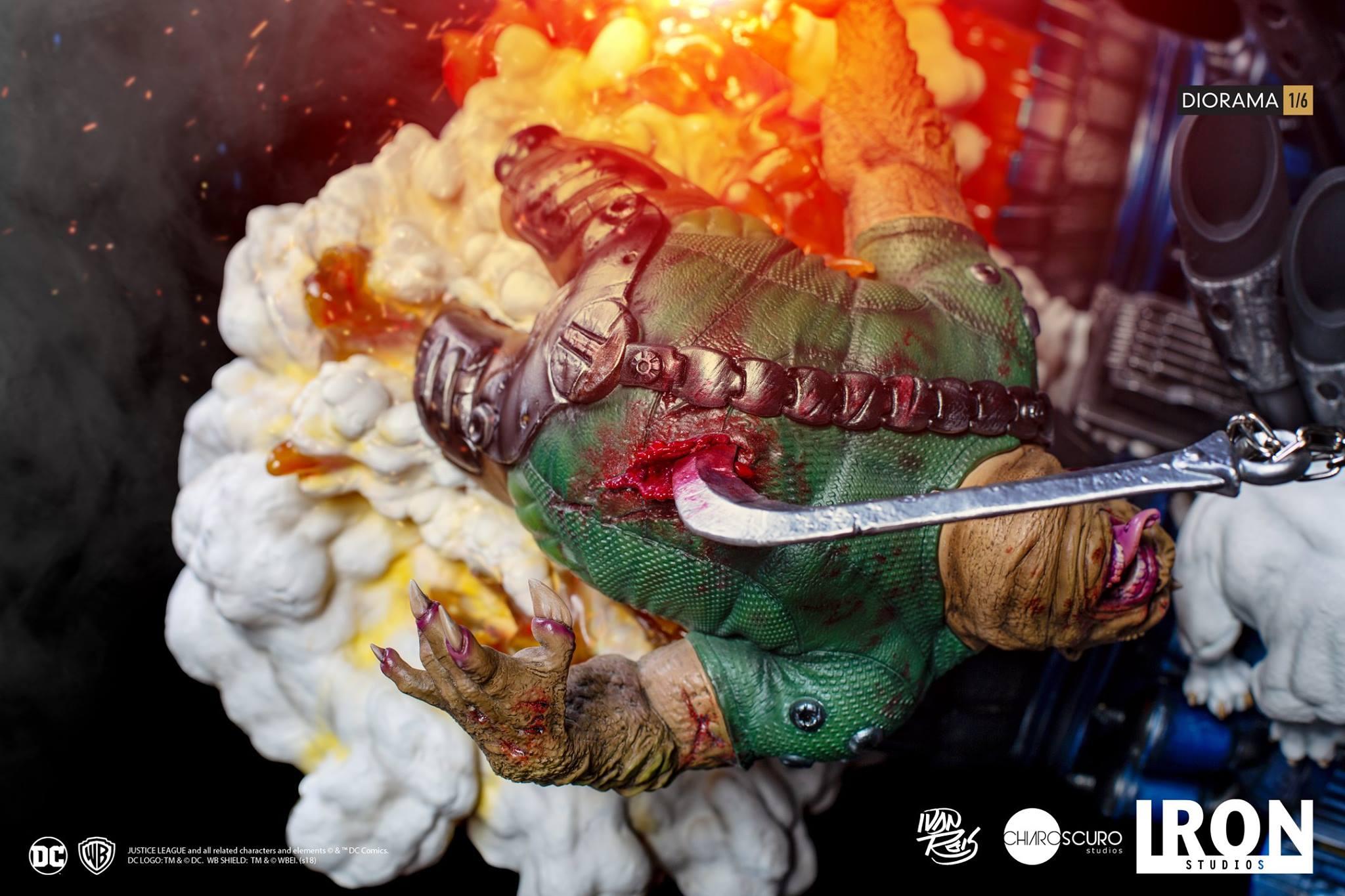 Link a Iron-Studios-Lobo-Statue-002
