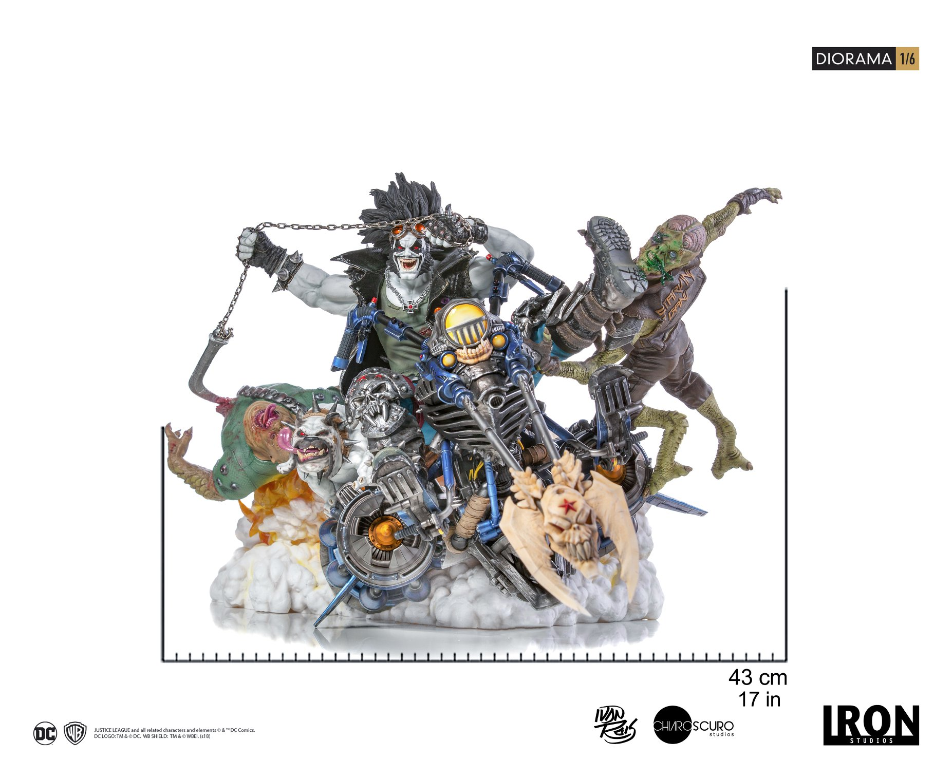 Link a Iron-Studios-Lobo-Statue-023