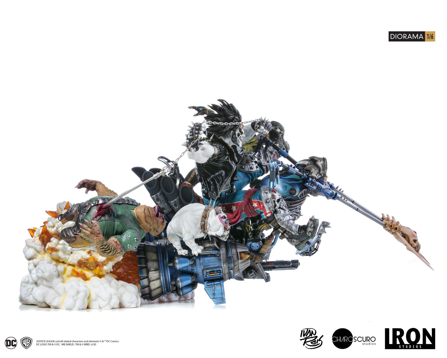 Link a Iron-Studios-Lobo-Statue-025