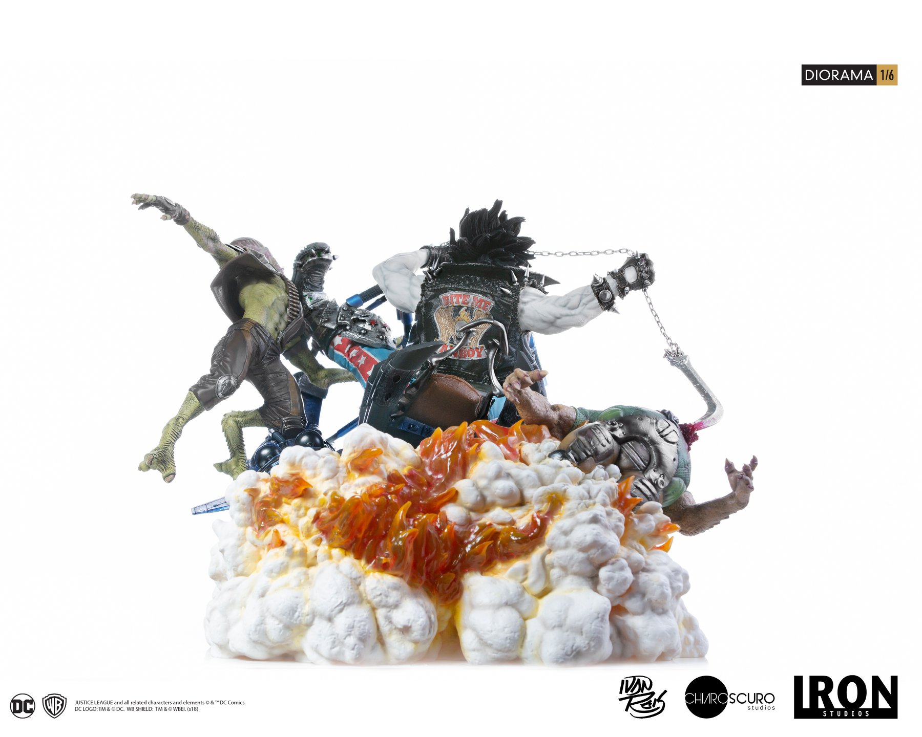 Link a Iron-Studios-Lobo-Statue-026