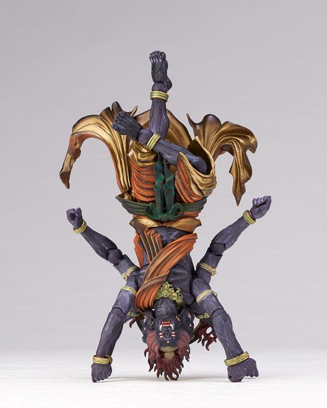 Link a Takeya Shiki Jizai Okimono Kongou Yasha Myouou Color Ver. Revoltech KT Project Kaiyodo Itakon.it 10
