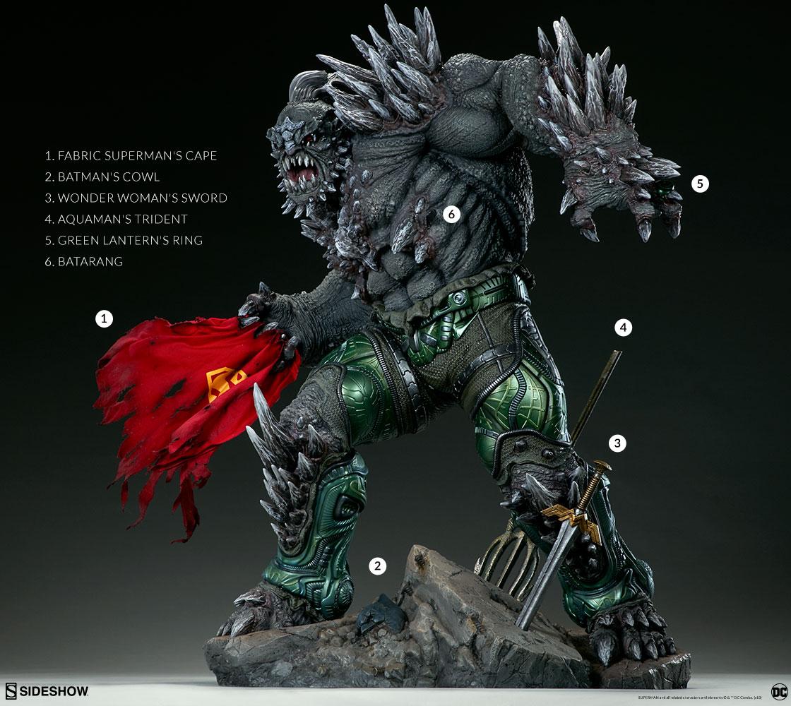 Link a dc-comics-doomsday-maquette-sideshow-300680-05