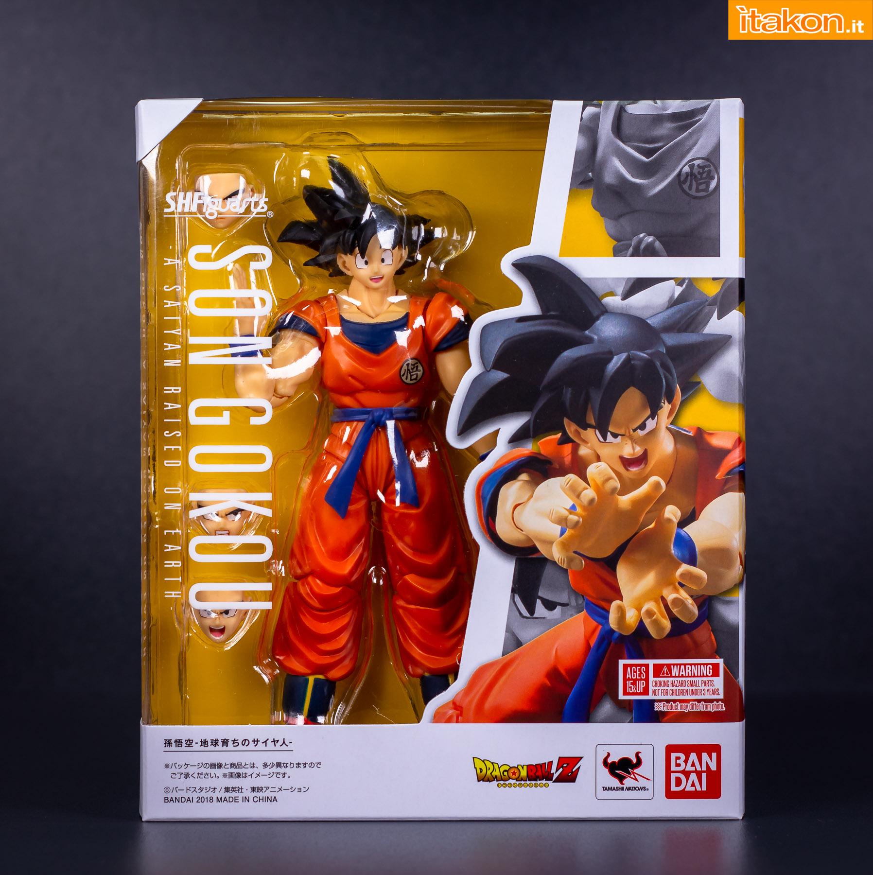 Link a Bandai Son Goku recensione-1