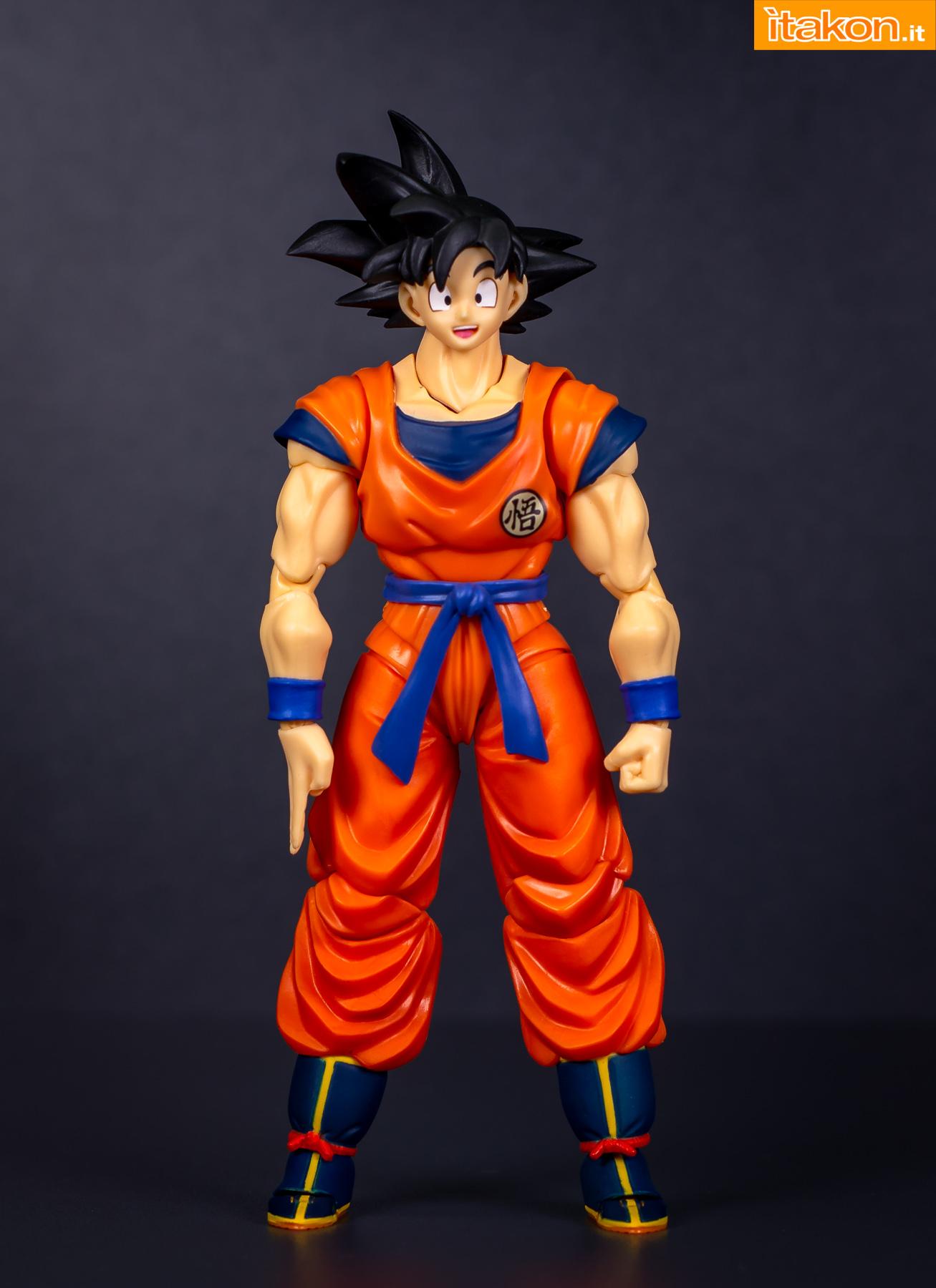 Link a Bandai Son Goku recensione-11